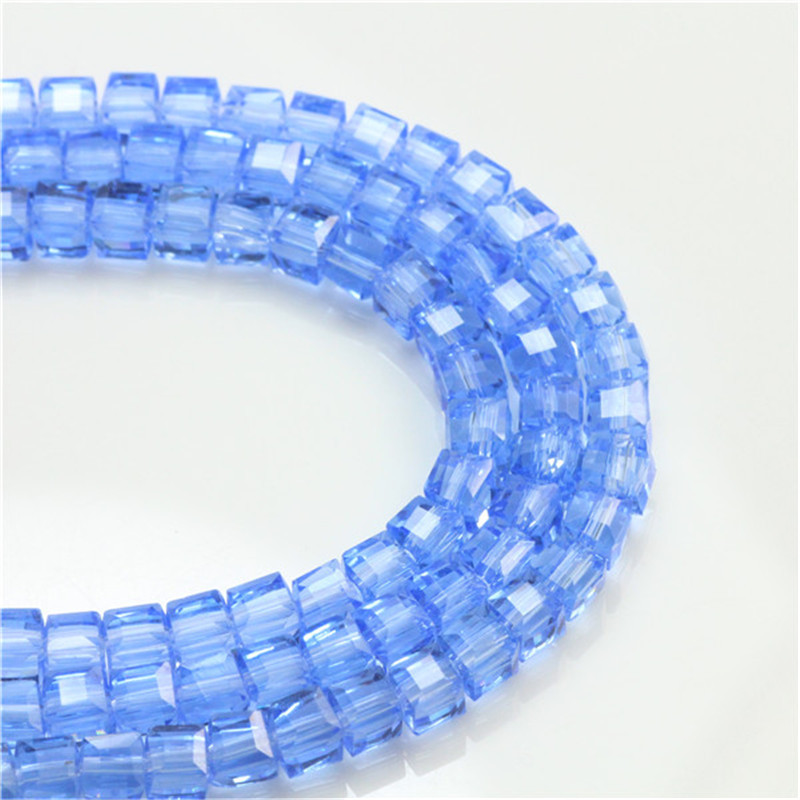 3MM Cube Fashion Beads,New Design African Beads (200Pcs/lot) Crystal Beads Wholesale Jewelry Accessories Fit Clothing Shoe