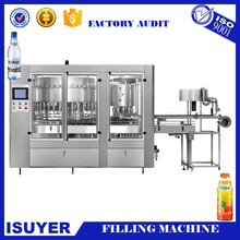 Cheap Price SUS304 Automatic Bottle Washing Filling Capping Machine as Verified Firm
