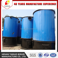 Wood pellet, coconut shell, biomass fired Thermal Oil Boilers for sale