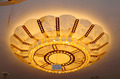 Crystal decorative ceiling light living room lamp VOL