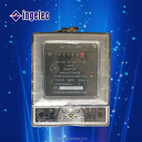 YiWu No.1 tempered glass portable electrica meter seal box cover