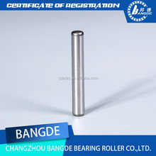 4*22mm high precision flat end bearing roller for motorcycles crowns factory
