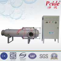 UV sterilizer mineral water plant machinery cost