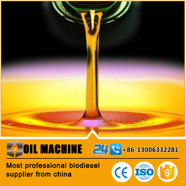 For Heating Biodiesel from used cooking Oil / animal fats