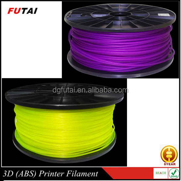 1.75mm 3mm <strong>ABS</strong> PLA plastic rapid prototyping 3D printer filament