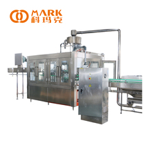 Comark Manufacturer High Accuracy Water Bottling <strong>Equipment</strong> / PET Bottle Filling Line / Water Filling Machine