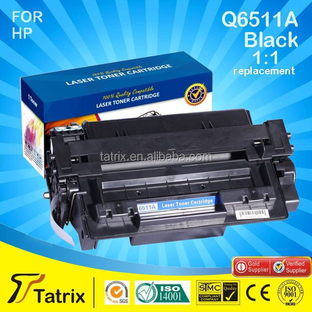 Copier printer toner cartridge 6511A 6511X