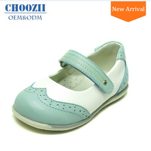 Kids Shoes Manufacturer China Toddler Girls Leather Mary Janes
