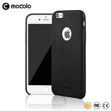 Hot Selling Mocolo Fashion Leather Mobile Phone Case High Quality Back Cover Case for iPhone 7 plus