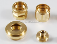 Custom manufacturing cnc machining brass bed parts replacement parts
