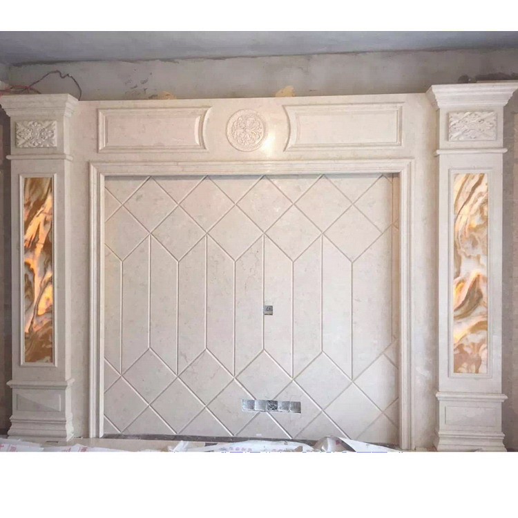 Quality primacy hot sales custom marble medallion stone pattern