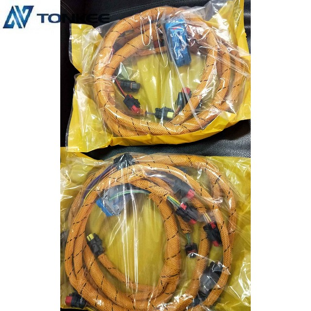 C6.4 new engine wire 296-4617 32F90-04101 wiring harness for sale
