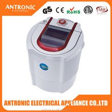 cheap 2kg Single Tub Mini Washing Machine without dryer