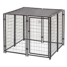 America designs large dog cage 6ft high Heavy Duty Metal Wire indoor dog kennels