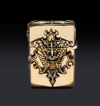 2015 new Metal gas lighter for art and craft