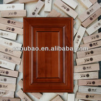 2013 new design American style custom-made solid wooden kitchen cabinet doors