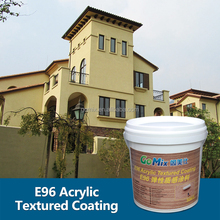 Special Look E96 Textured Paint for External Walls