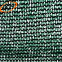HDPE Material 70% shade rate woven polypropylene sun shade plastic net/cloth