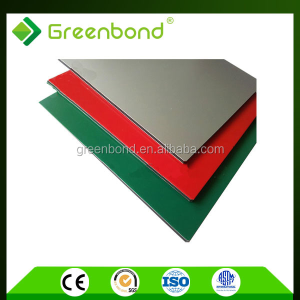 Greenbond acp supplier sale hot surface pe protective film for acp panel