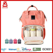 multi-function large capacity mammy mother backpack baby maternity nursing diaper shoulder bags