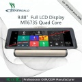 4G data full display screen steaming media multi-function android gps navigator car dvr
