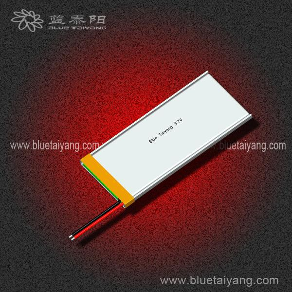 Hot selling 602865 1000mAh 3.7Vv android tablet replacement battery