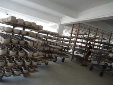 Drying (Ceramic Ware, Terracotta Ware, Bisque Ware)