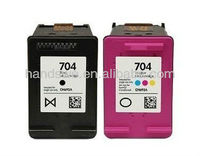 ink cartridge for hp 704