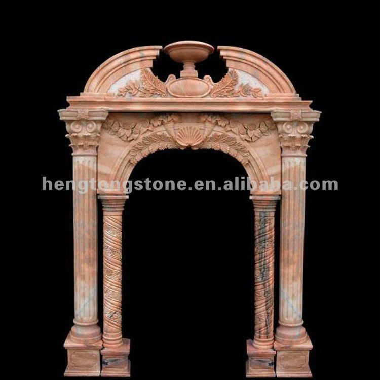 Stone Carving Door Frame