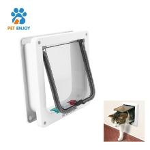 marine sliding cat door ,dog door with flap