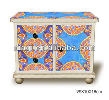 Antique Wooden Jewelry Box gift boxes