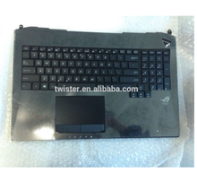 New and original FOR ASUS G750 series Keyboard+Touchpad+Cover C backlight