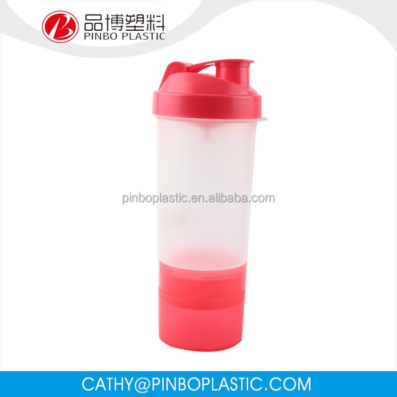 Factory Supply Attractive Price Food Grade Gym Plastic Drinking Bottle