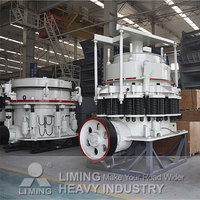 Spring mobile stone chinese cone crusher with High Adaptability in primary,secondary and tertiary