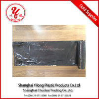 cheap HDPE/LDPE plastic recycle garbage bag on roll