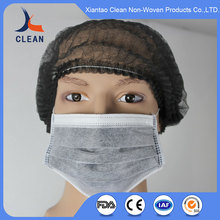 4ply non woven activated carbon face mask