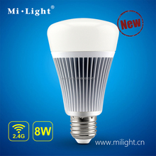 Timer+Group+Android IOS RGBW Wifi Bluetooth Smart LED Bulb Lighting,LED Light Bulb,Bedroom Bulb