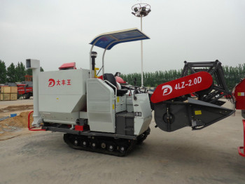 factory price of rice harvester 4LZ-2.0D