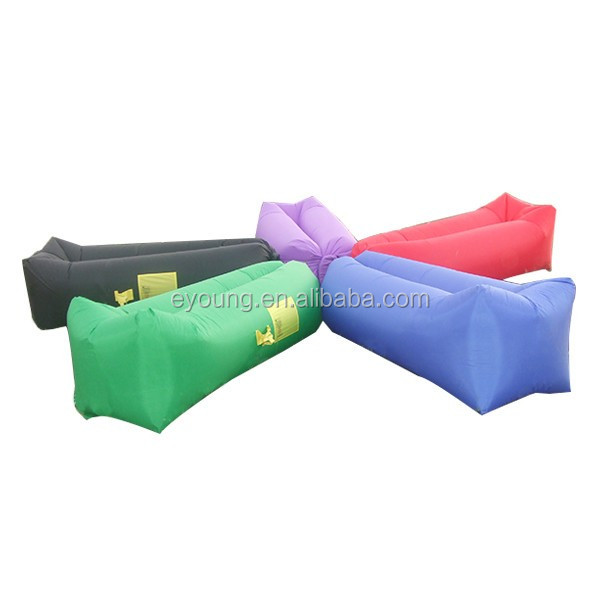New Square Head Fast Inflatable Air Sleeping Bag