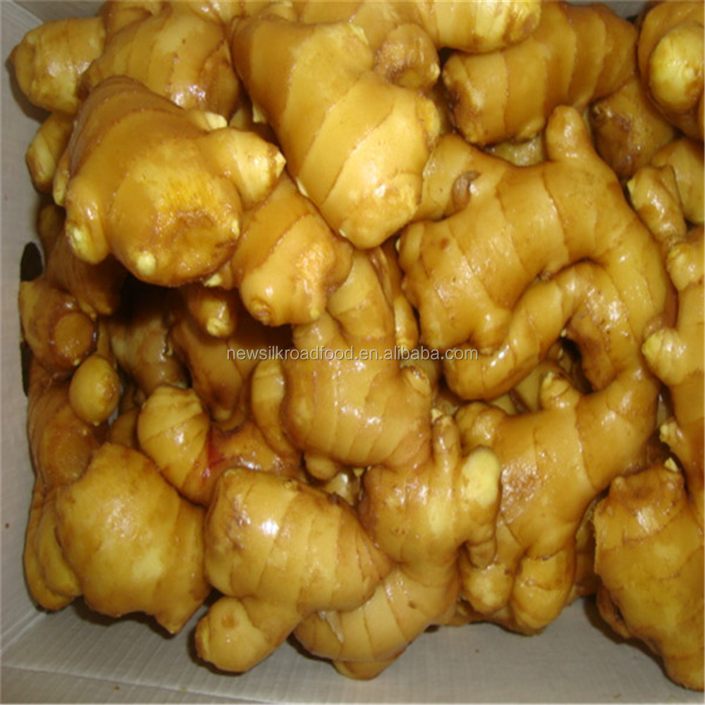 organic fresh ginger price