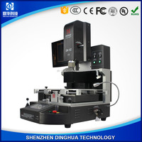 Best-selling DH-A2 laser bga rework station automatic bga repair machine laptop bga repair with Panasonic PLC controller