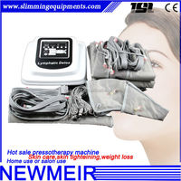 Hot sale ultrasonic welding 36v safty voltage massager lymphatic drainage presoterapia machine