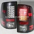 For Dodge Ram LED Tail Lamp 2011-2014 year SONAR Style Black Color