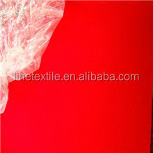 Alibaba needle punched carpet red plain exhibition carpets