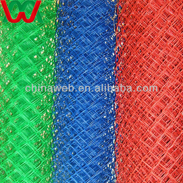 pvc coated chain link fening