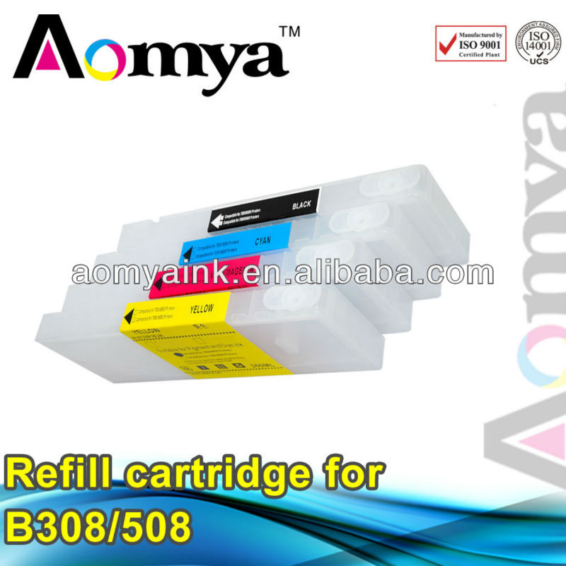 Factory price! Refillable ink cartridge for epson b500