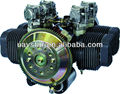 UAV Engine - Limbach L550e Four cylinder, horizontally opposed, air cooled, two cycle engine,mixture lubrication