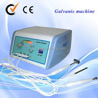 (AU-205)Professional electric wrinkle remover skin tightening galvanic machine for home use