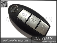 China Professional Auto Key Blank For Nissa