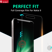 Nano Anti Shock Soft film for Nokia 9 tpu screen protector for Nokia Smartphone Full Cover Protective Film
